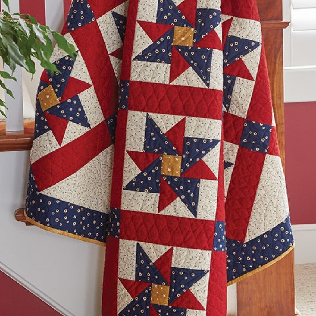 Elegant parade rest quilt fons porter quilting daily 9 Stylish Fons & Porter Quilt Patterns