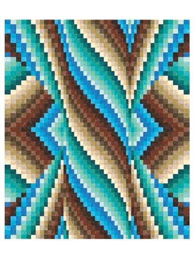 Elegant spiral burst bargello quilt pattern 9 Beautiful Twisted Bargello Quilt Pattern Gallery