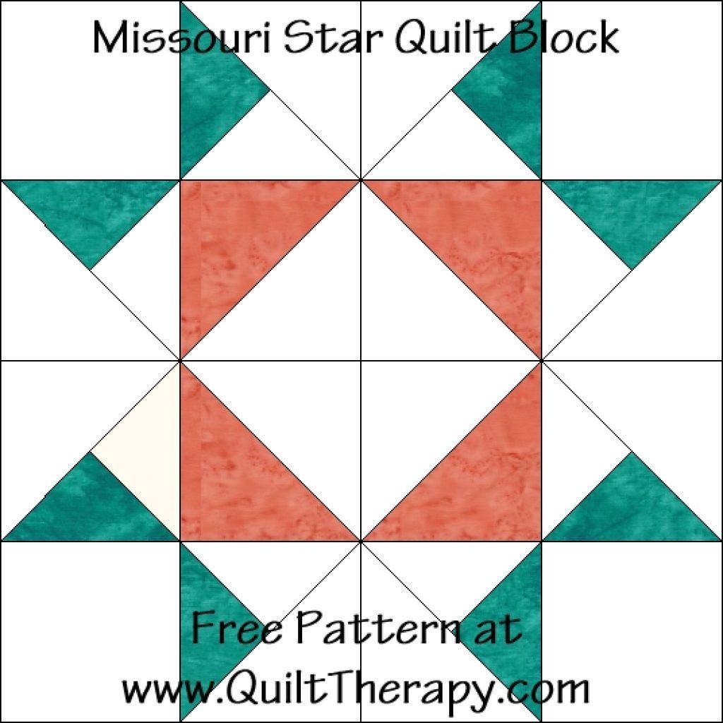 Elegant star power missouri star quilt block missouri star 10   Missouri Quilt Block Patterns Gallery