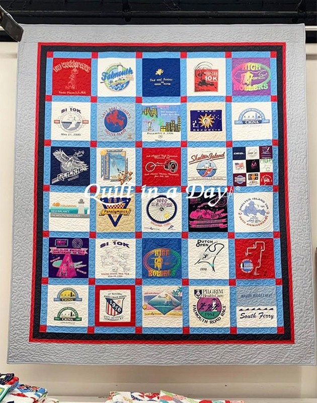 Elegant t shirt quilt eleanor burns signature quilt pattern 10 Cool T Shirt Quilt Pattern Instructions Inspirations