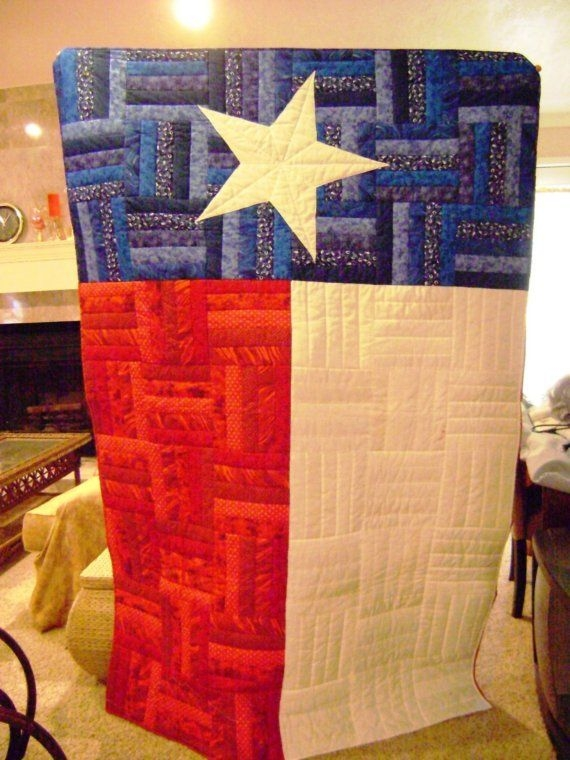 Elegant texas flag quilt flag quilt texas quilt quilts Cozy Texas Flag Quilt Pattern Gallery