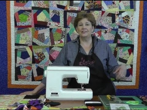 Elegant the crazy quilt the ultimate stash buster 10   Missouri Quilt Block Patterns Gallery