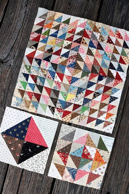 first friday half square triangle quilts triangle 9 New 1 2 Square Triangle Quilts