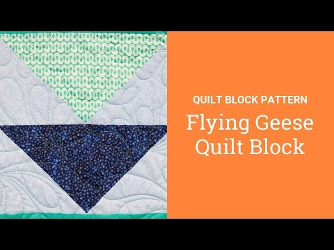 how to make flying geese blocks favequilts 11 Modern Flying Geese Quilt Pattern History