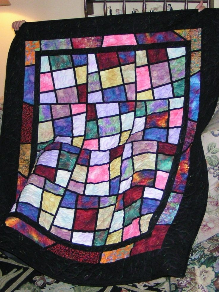 image result for magic tile quilt pattern tiled quilt 9 Stylish Magic Tiles Quilt Pattern