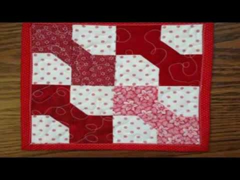 Interesting beginners quilt blocks bow tie quilt pattern layouts youtube 10 Elegant Bow Tie Quilt Pattern Layouts Gallery