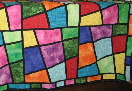Interesting colourful magic tiles quilting gallery 9 Stylish Magic Tiles Quilt Pattern