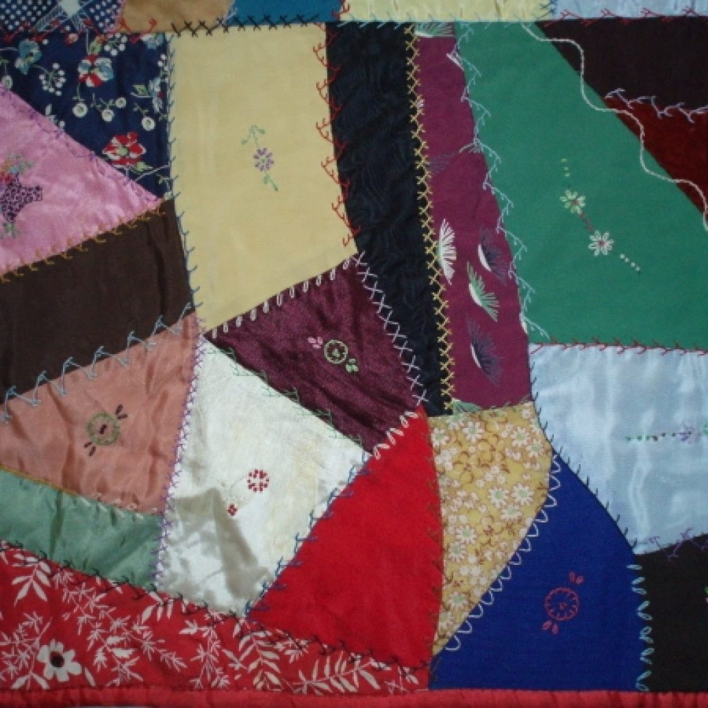 Interesting crazy quilts the history of a victorian quilt making fad Stylish History Of Quilt Patterns Gallery
