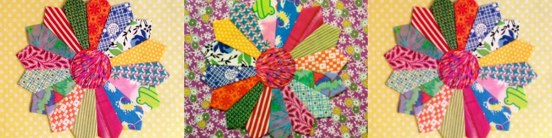 Interesting dresden plate quilt how to free templates quilting daily 11 Interesting Dresden Plate Quilt Pattern Inspirations