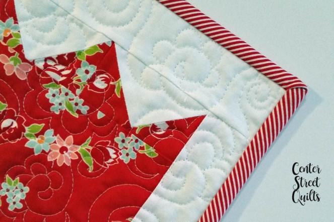 Interesting free tutorial tulip quilt block kristina 9   Tulip Quilt Block Pattern Inspirations
