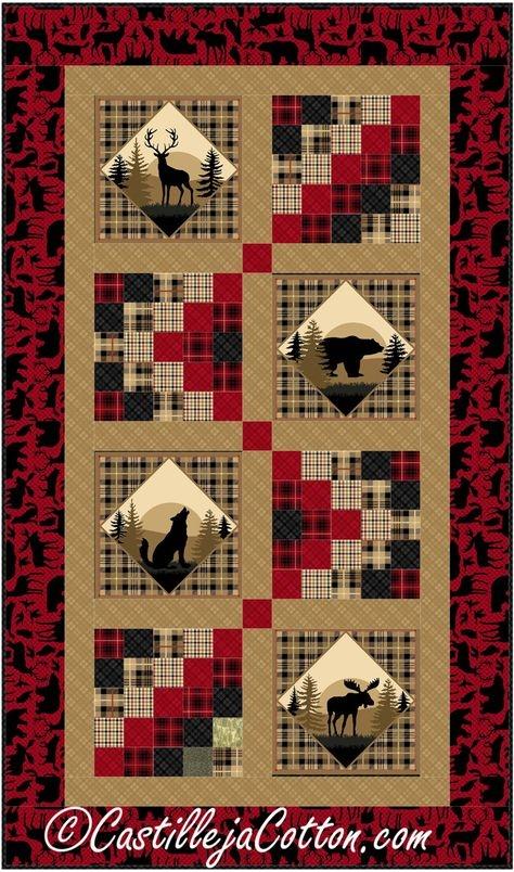 Interesting fussy cut quilt blocks Beautiful Stylish Quilt Cut Fabric Cutting System Ideas Inspirations