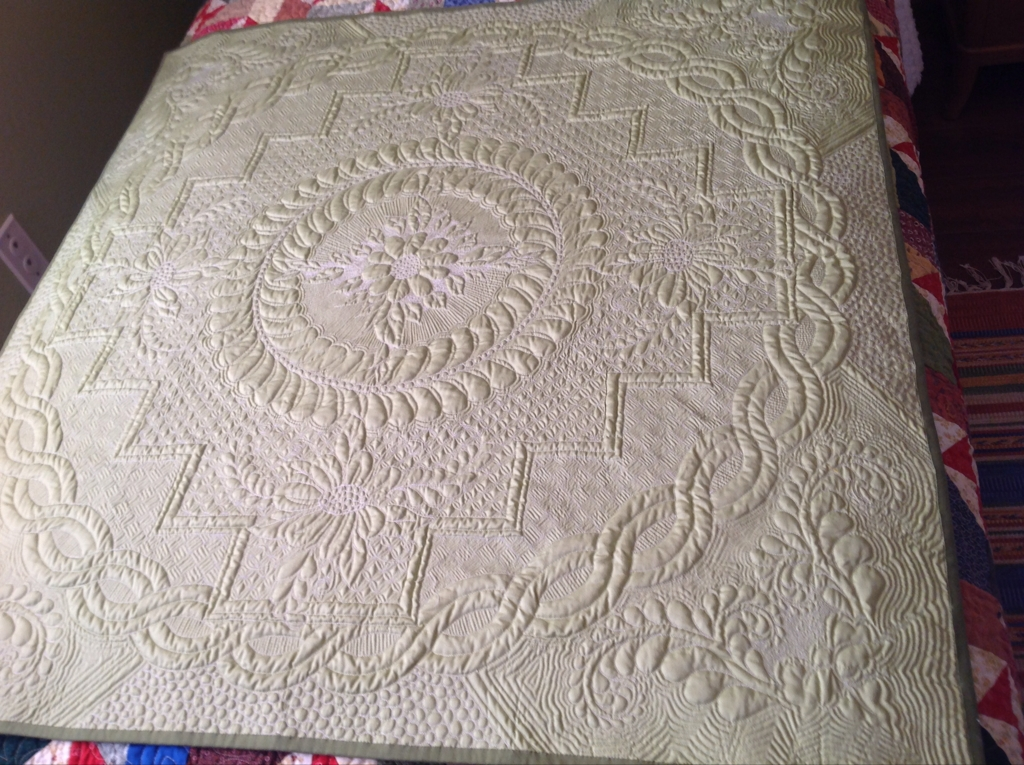 Interesting how to make a wholecloth quilt 5 easy tips 9 Beautiful Whole Cloth Quilt Patterns Inspirations