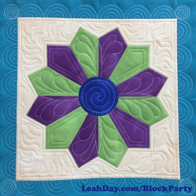 Interesting how to piece a diamond dresden plate quilt block free 11 Interesting Dresden Plate Quilt Pattern Inspirations