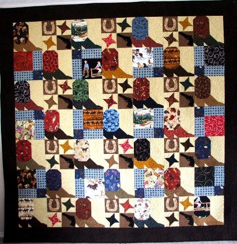 Interesting image detail for 50 use your outdoor and western themed 10 Cool Western Themed Quilt Patterns