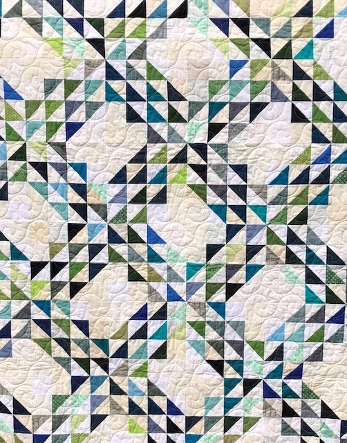 Permalink to 10 Elegant Ocean Waves Quilt Pattern Inspirations