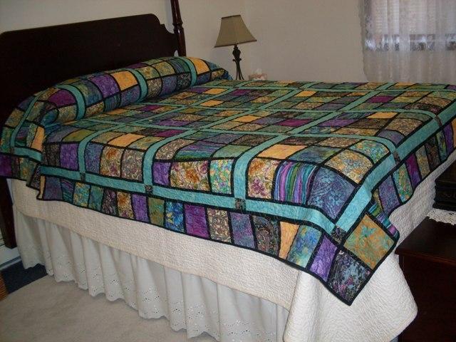 magic tiles quiltingboard forums 9 Stylish Magic Tiles Quilt Pattern
