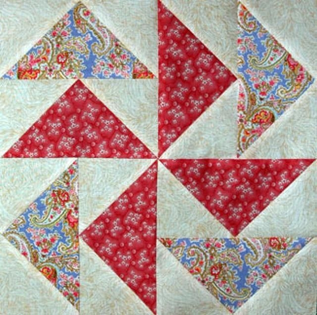 make easy flying geese quilt blocks with no fabric waste Beautiful Flying Geese Quilt Block Pattern Inspirations