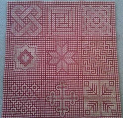 making a chicken scratch quilt thriftyfun 11 Stylish Chicken Scratch Quilt Pattern Inspirations