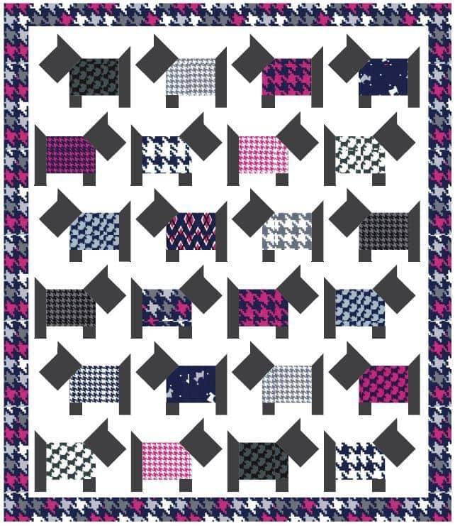 Modern 27 free quilt block patterns 11 Modern Quilt Blocks Patterns Gallery