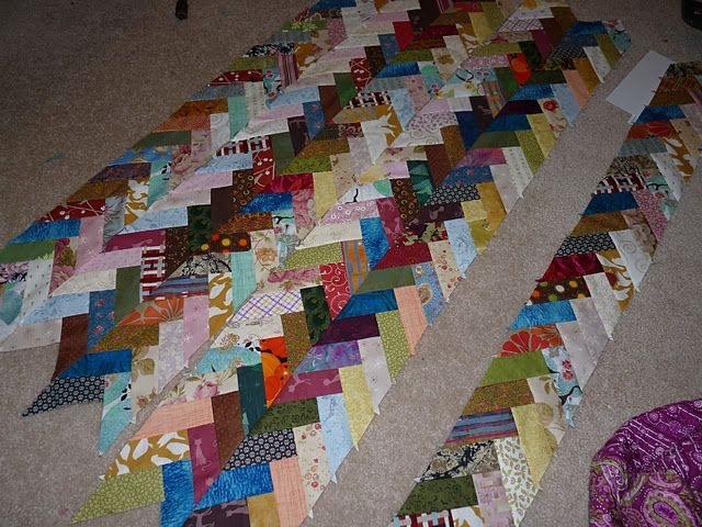Modern a friendship braid quilt can be made using the binding tool 11 Cozy Friendship Braid Quilt Pattern Gallery