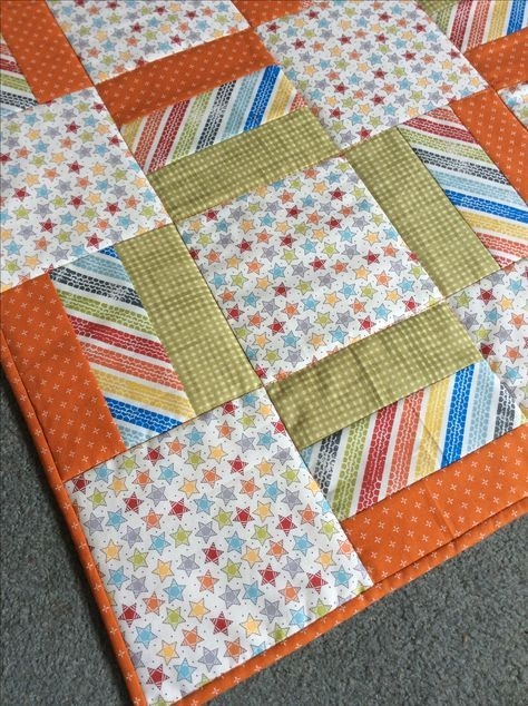 Modern best ba quilting patterns 4 fabrics ideas in 2020 11 Modern Quilt Patterns Using 4 Fabrics Gallery