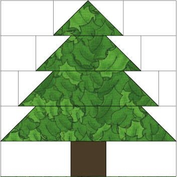 Modern create a beautiful quilt with one of these free block 11 Unique Tree Quilt Block Pattern