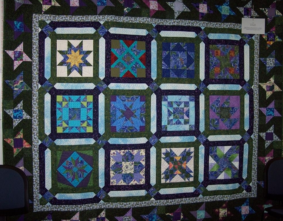 Modern garden maze setting quilts quilt border quilt blocks 9 New Garden Maze Quilt Pattern