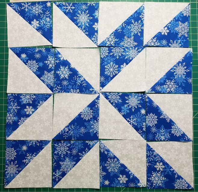 Modern january snowflake bom barn quilt patterns quilt blocks 11 Beautiful Snowflake Quilt Block Pattern
