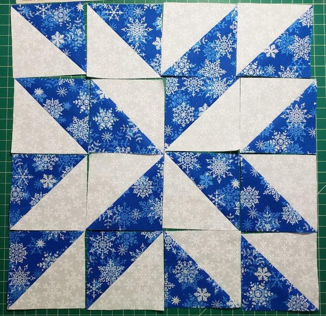 Permalink to 11 Beautiful Snowflake Quilt Block Pattern