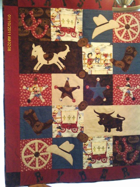 Modern pin bernadette deverse on cowboy quilt ideas cowboy 10 Cool Western Themed Quilt Patterns