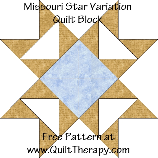 Modern quilt therapy saving sanity through quilt therapy one 10   Missouri Quilt Block Patterns Gallery