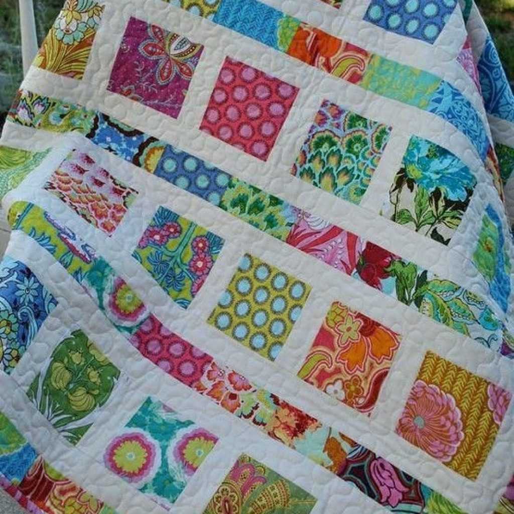 Modern quilts made with 2 charm packs cute charm quilt who needs a 9 Elegant Charm Pack And Jelly Roll Quilt Patterns
