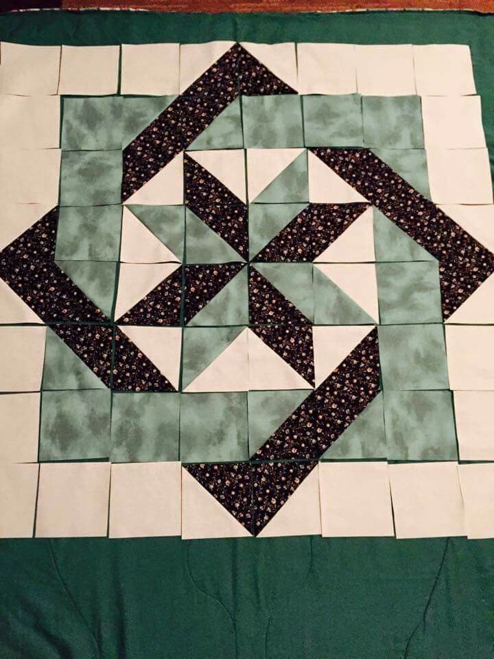 Modern woven star stitch supply free pattern star quilt 9 Interesting Free Half Square Triangle Quilt Patterns