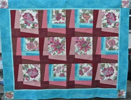 nancy zieman the blog sew big quilt blockssee what others New Big Quilt Block Patterns Inspirations