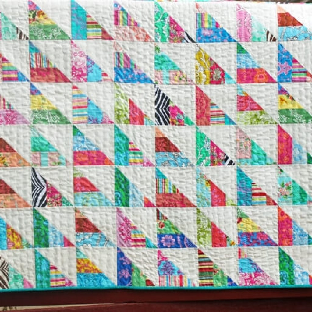 New 15 free fat quarter quilt patterns Cozy Easy Fat Quarter Quilt Patterns