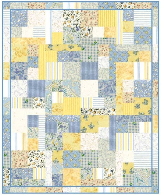 New blogs annie handmade for the holidays wickedly easy 9   Wickedly Easy Quilt Pattern