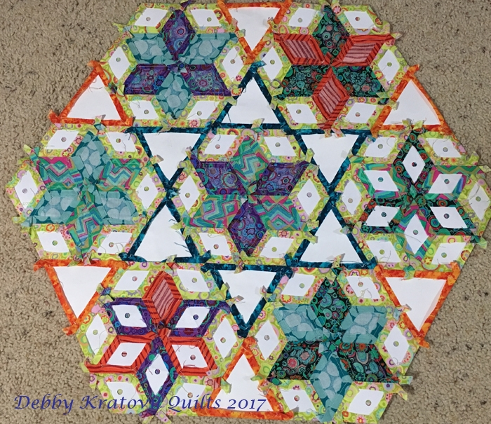 New deb kratovil quilts seven sisters quilt for todays quilters 11 Elegant Seven Sisters Quilt Pattern