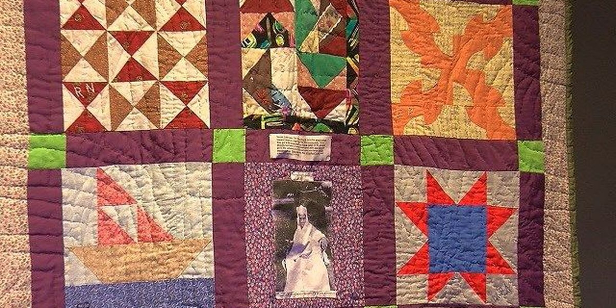 New east texas quilters use patterns from underground railroad 11 Cool Underground Railroad Quilt Pattern Gallery