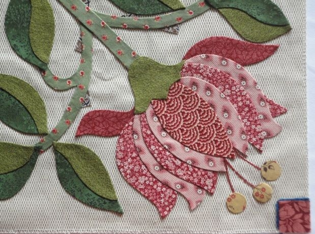New esthers blog flowers for me applique patterns applique Stylish Hand Applique Quilt Patterns