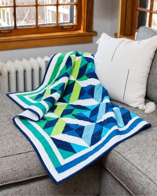 New go ocean waves throw quilt pattern 10 Elegant Ocean Waves Quilt Pattern Inspirations