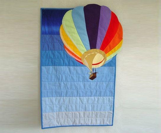 New hot air balloon quilt quilt inspiration quilt patterns 11   Hot Air Balloon Quilt Pattern