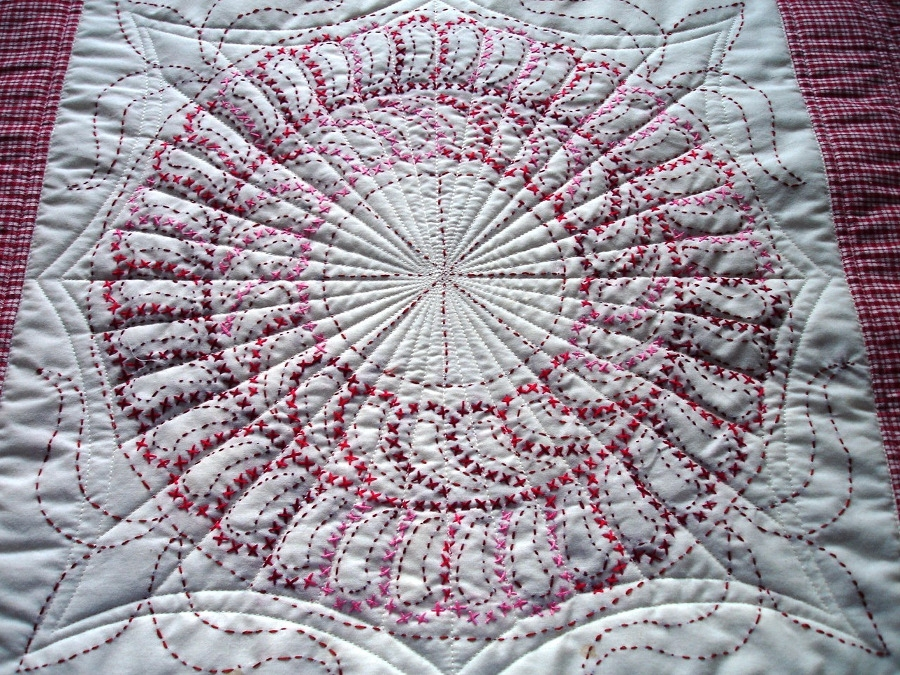 New how to quilt embroidery on quilts apqs 9 Stylish Embroidery Patterns For Quilts Gallery