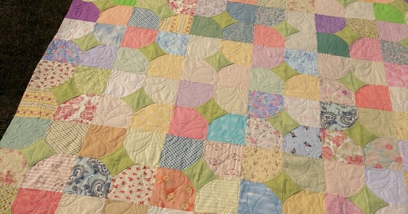 New night owl quilting dye works pastel 10 minute block Cozy 10 Minute Quilt Block Pattern