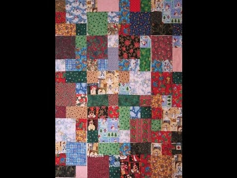 New scrapbuster take 5 christmas quilt 10 New Take 5 Quilt Pattern Instructions Inspirations