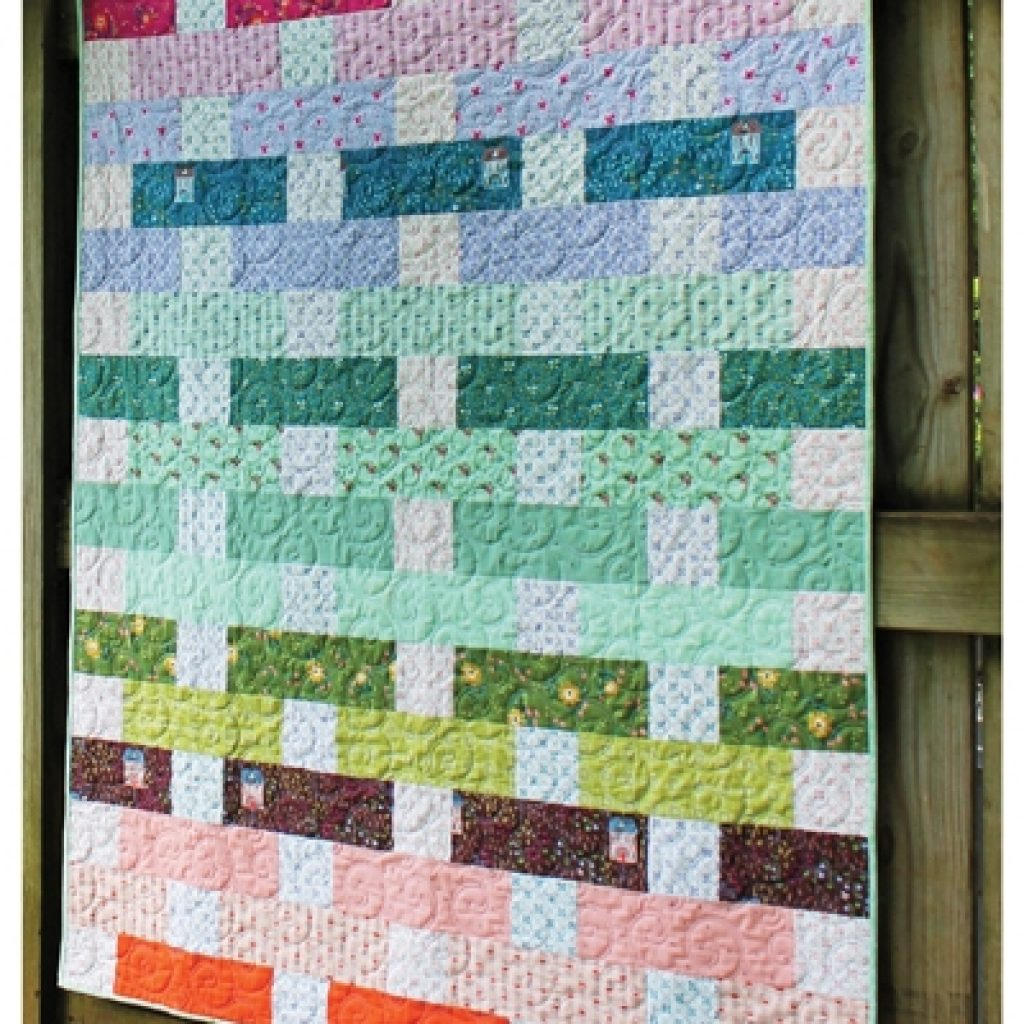 New thread count quilt pattern 11 Interesting Fat Quarter Quilts Patterns