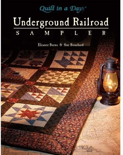 New underground railroad sampler 735272010685 quilt in a day books 9 Stylish Shoo Fly Quilt Pattern Underground Railroad Inspirations