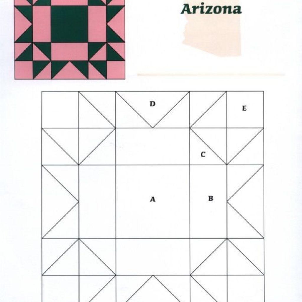 New vintage quilt blocks state state bonnie k browning 9 Beautiful Vintage Quilt Blocks State By State Gallery