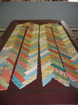pin sandy mcgrath on quilts braid quilt herringbone 11 Cozy Friendship Braid Quilt Pattern Gallery