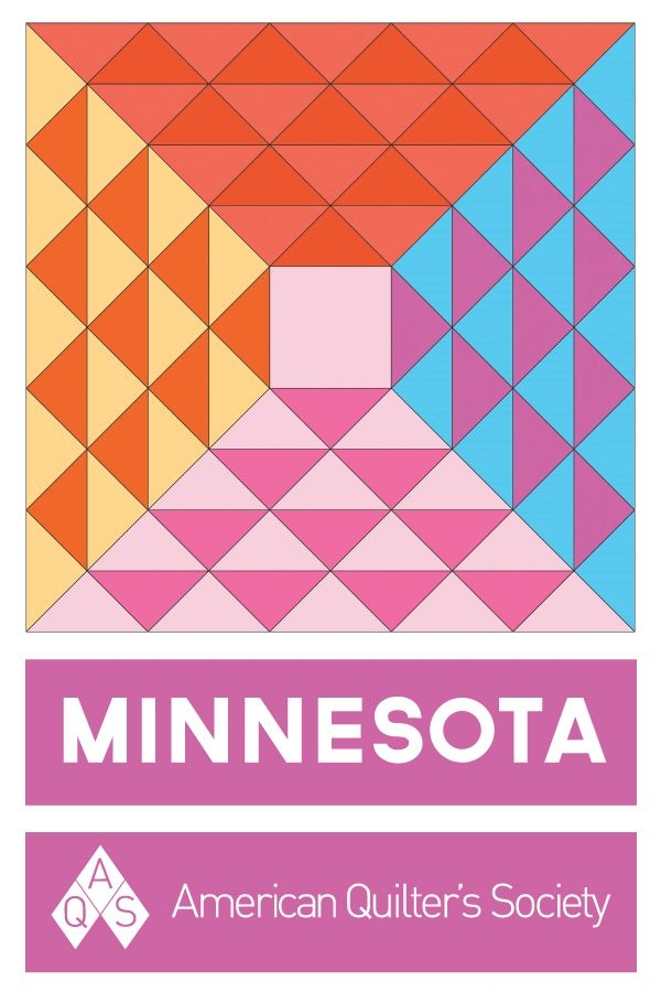 state block minnesota aqs blog antique quilts patterns 9 Beautiful Vintage Quilt Blocks State By State Gallery