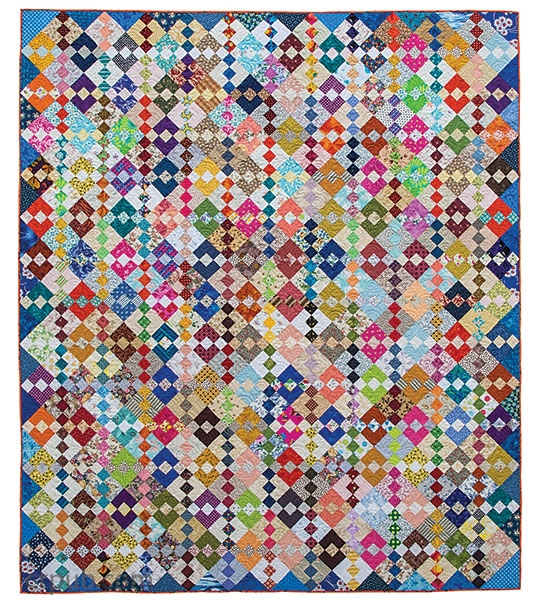 Stylish addicted to scraps ct publishing 9 New Bonnie Hunter Quilt Patterns